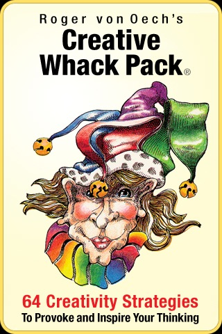 Creative Whack Pack App